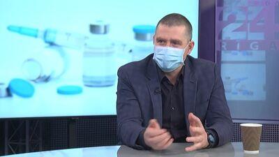 Rajevskis: Vakcinācijas birojs būtu jāsauc par neesošo vakcīnu biroju