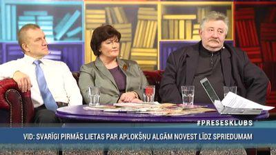 14.03.2017 Preses klubs 2. daļa