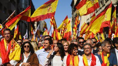 Kāds iemesls ir protestiem Katalonijā?