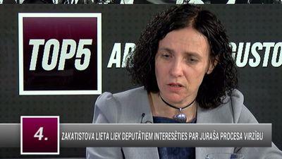 Šuplinska: Tiesiskums mūsu valstī ir butaforija