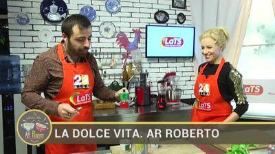 30.01.2017 La Dolce Vita. Ar Roberto 1. daļa