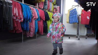 Kā ģērbt bērnu pavasarī?