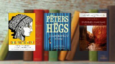 Grāmatas, ko iesaka Inga Rubene