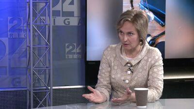 Ineta Ziemele: Ir jāorganizē, jādisciplinē deputāti, lai lēmumi tiktu pieņemti