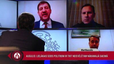 Vai Latvijā šobrīd valda politiskais monopols?