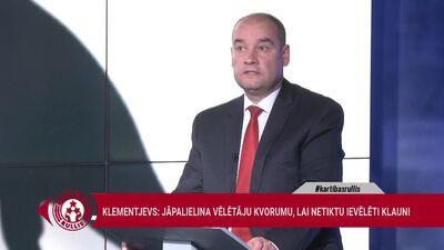 Daudze: Jāatgriežas pie sistēmas, ka Latvija ir kā viens vēlēšanu apgabals