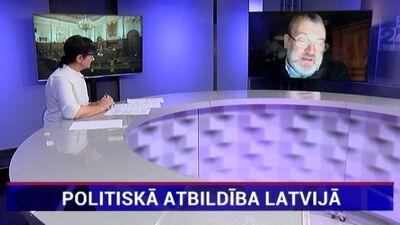 Rozenvalds: Pašreizējā valdībā dažu ministru vārdi raisa neviennozīmīgu viedokli