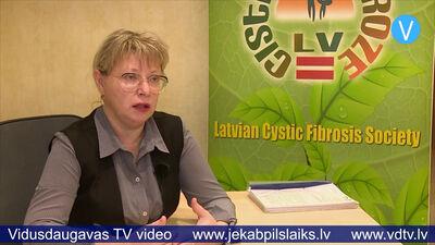 Latvijas Cistiskās fibrozes biedrība cīnās ar birokrātiju