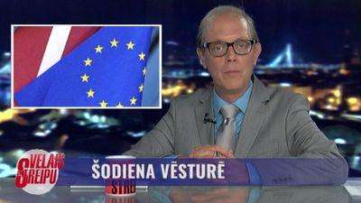 Referendums par iestāšanos Eiropas Savienībā - jau pirms 15 gadiem!