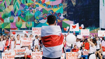 Dombrovskis:  Baltkrievijā valda savstarpēja aizdomu atmosfēra