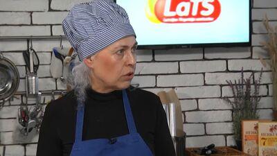 Aija Kažoka: Visu mūžu esmu uz diētas, ko Lolita Neimane man iemācīja pirms 30 gadiem