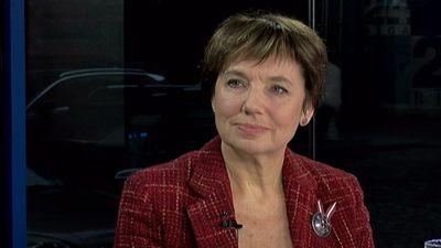 """Beitnere - Le Galla: """"Latvija ir sieviešu lielvalsts."""""""