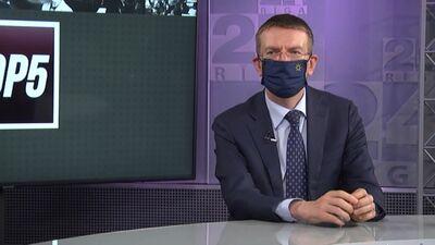 Ārlietu ministrs par Alekseja Navaļnija aizturēšanu Krievijā