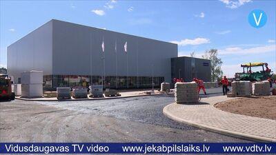Jēkabpils sporta halle