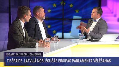 Speciālizlaidums: Eiropas Parlamenta vēlēšanas 2. daļa