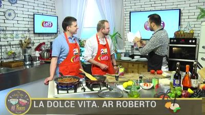 28.07.2017 La Dolce Vita. Ar Roberto 2. daļa