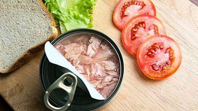 Nepārspīlē ar tunča lietošanu - tajā ir daudz dzīvsudraba!