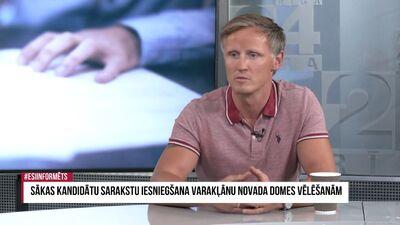 Rihards Kols komentē aktrises Rēzijas Kalniņas lēmumu nolikt deputātes mandātu