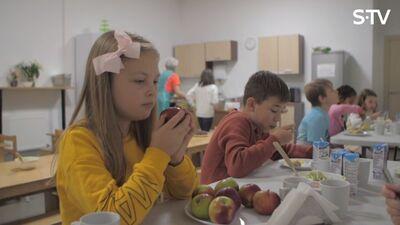 Sabalansētas ēdienkartes nozīmīgums bērna ikdienā