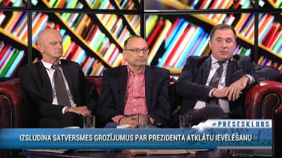 Vai atklātas prezidenta vēlēšanas ir ačgārnas demokrātijai?