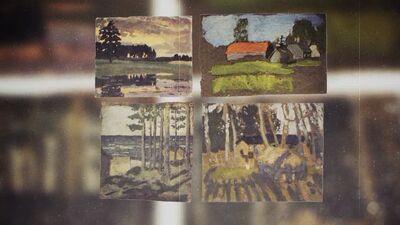 Rīgas mākslinieku grupa. Jāzeps Grosvalds