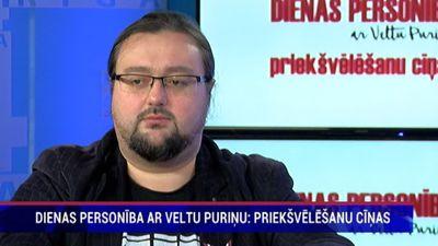 """Liepiņš: """"Ja pie varas nāks tādi populisti bez smadzenēm kā Zakatistovs un Kaimiņš, tad mums atkal būs ekonomiskas problēmas!"""""""