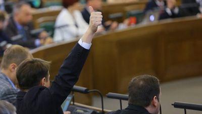 Saeimai būs jāizšķiras par atbalstu ANO migrācijas paktam