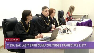 Speciālizlaidums: Tiesa lasa spriedumu Zolitūdes traģēdijas lietā  2. daļa