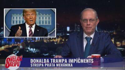 Streipa prāta mehānika: Donalda Trampa impīčments