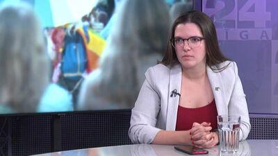 Ņenaševa: Pandēmija parādīja, cik grūti sabiedrībai ir atšķirt zinātniskus faktus no meliem