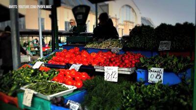 Vai Latvijā ir nopērkama pārtika, kas satur ĢMO?