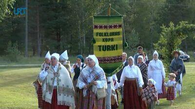 "Folkloras kopas ""Turki"" 40 gadu jubileja!"
