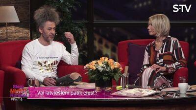Vai, Horenaprāt, latviešiem patīk ciest?
