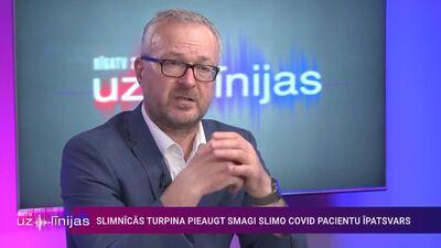 Muciņš: Mirstība no sirds un asinsvadu slimībām ir cēlonis Nr. 1 Latvijā