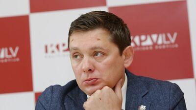 Rajevskis: Domāju, ka Artuss Kaimiņš nemaz nepazina tos, kuri viņu izmeta no partijas
