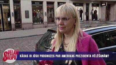 Rīdzinieki prognozē Amerikas prezidenta vēlēšanu iznākumu