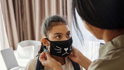 Meļņiks: Skolēniem jāmudina mājturībā nodarboties ar sejas masku radīšanu
