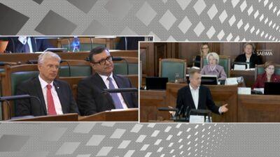 Zariņš: Deputāti, kas balsos par šo budžetu, pārkāps tautai doto zvērestu