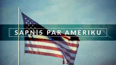 Sapnis par Ameriku