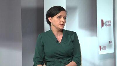 Jūlija Stepaņenko: Bērni ir ķīlnieki šajā situācijā
