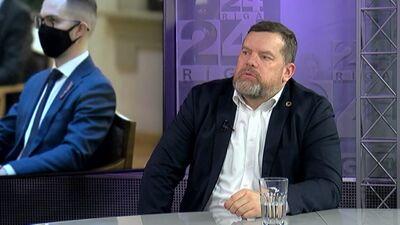 Kudors: Ja būtu miera laiki, tad Plešu tik viegli neapstiprinātu VARAM ministra amatā