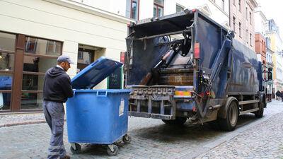 Rīgas mērs par atkritumu apsaimniekošanas krīzi Rīgā