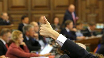 Šodien notiks balsošana par OIK gala ziņojumu