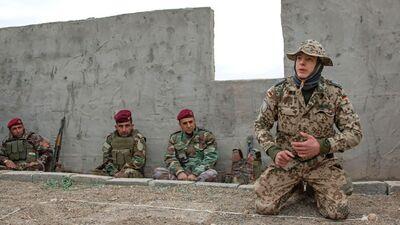 Vai Tramps ir sanaidojis irākiešus pret visiem NATO karavīriem reģionā?