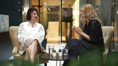 Jeļena Strahova piepildīja sapni un atguva iespēju nēsāt savas iemīļotās augstpapēžu kurpes