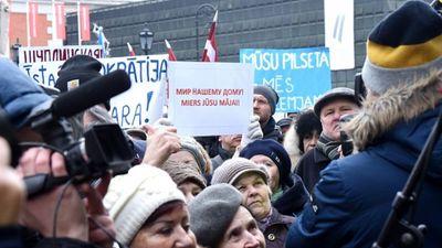 Ušakova atbalsta akcija bija nekorekti veidota, domā Kučinskis