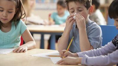 Viedoklis: Ko darīsim ar skolu, kurā būs skolēni ar iesnām vai kādu citu slimību?
