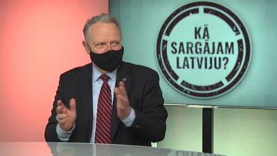 Barikāžu ieņemšanas iespējas komentē Raimonds Graube