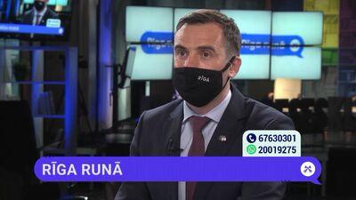 Rīgas mērs: Mums ir ambiciozi plāni par māju siltināšanu