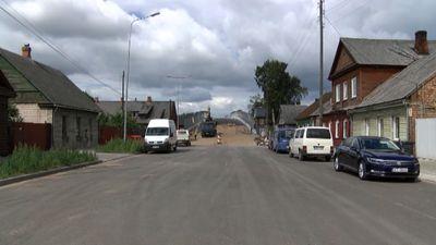 Daugavpils 100 sekundēs: Pārvads Smilšu ielā, vasaras koncertzāles projekts..